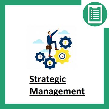 Picture of مدیریت استراتژیک