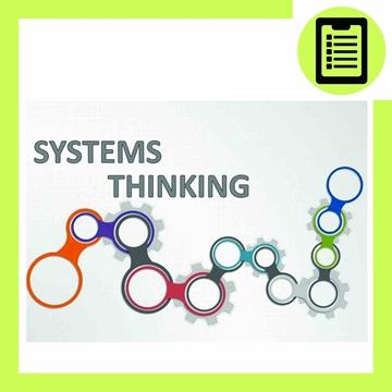 Picture of تفکر سیستمی در سازمان ها Systems Thinking