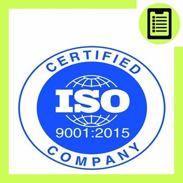 Picture of استاندارد ISO9001