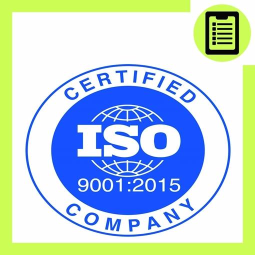 تصویر از استاندارد ISO9001