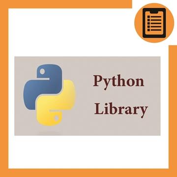 Picture of کتابخانه های علم داده در PYTHON