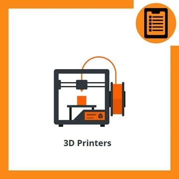 Picture of طراحی و ساخت پرینتر سه بعدی