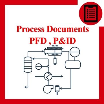 تصویر از نقشه خوانی PFD , P&ID (تاسیسات_انرژی)