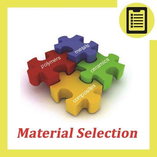 Picture of شناسایی و انتخاب مواد مهندسی