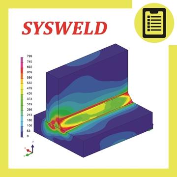 Picture of شبیه سازی فرآیند جوشکاری با نرمافزار SYSWELD