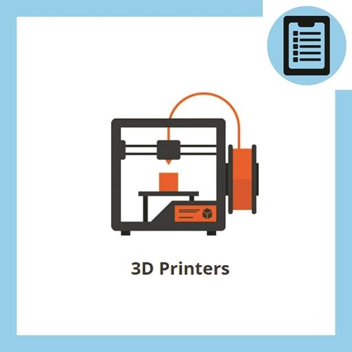 Picture of طراحی و ساخت پرینتر سه بعدی (مکانیک)