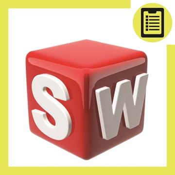 تصویر از Solidworks پیشرفته (مهندسی مواد)