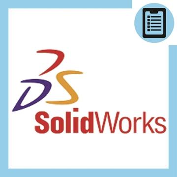 تصویر از ابرنقاط SolidWorks (مکانیک)