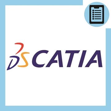 تصویر از ابرنقاط CATIA(مکانیک)