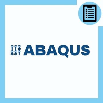 تصویر از سابروتین نویسی  VUMAT در ABAQUS(مکانیک)