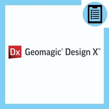 Picture of کار بر روی ابرنقاط و مهندسی معکوس با  Geomagic Design X (مکانیک)