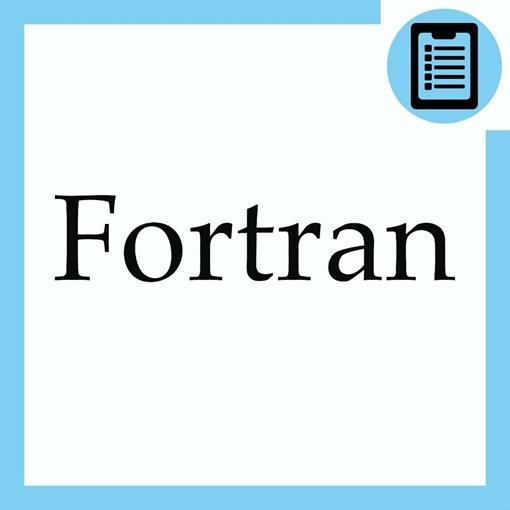 Picture of کدنویسی CFD به کمک FORTRAN(مکانیک)