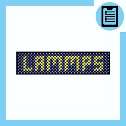 Picture of شبیه سازی دینامیک مولکولی با استفاده از LAMMPS(مکانیک)