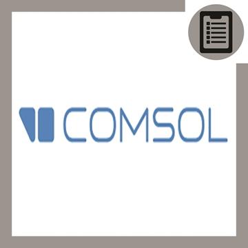 تصویر از شبیه سازی به کمک COMSOL (عمران)