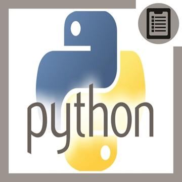 Picture of کدنویسی به زبان Python (عمران)