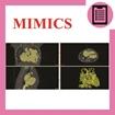 تصویر از مدلسازی تصاویر سه بعدی مهندسی پزشکی با Mimics