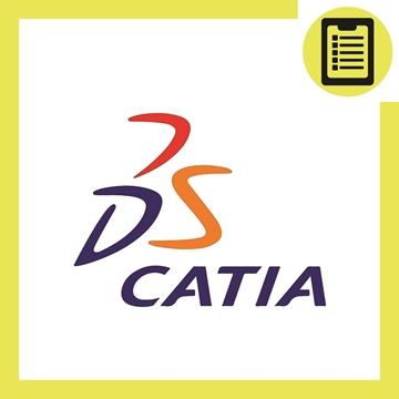 تصویر از ابر نقاط در CATIA (مهندسی مواد)