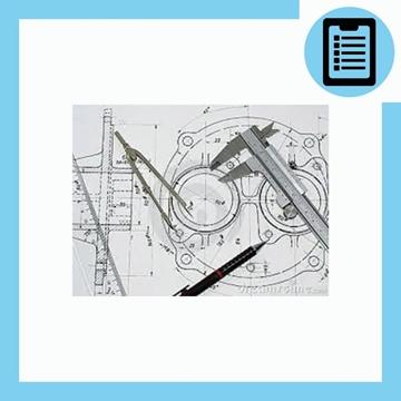 تصویر از نقشه خوانی صنعتی (مکانیک)