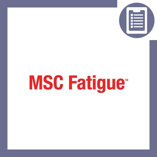 Picture of تخمین عمر خستگی با MSC.FATIGUE (هوافضا)