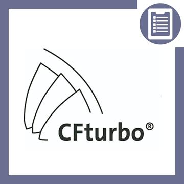 تصویر از طراحی پمپ با CFTurbo
