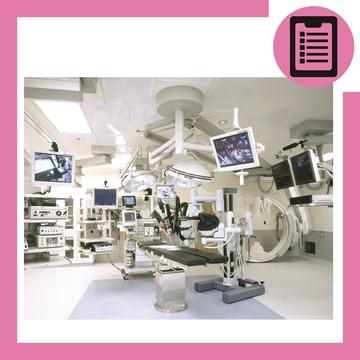 تصویر از تجهیزات اتاق عمل