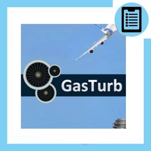 Picture of تحلیل موتور توربینی با GasTurb (مکانیک)